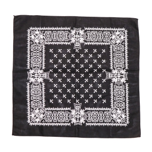 DOGTOWN / BANDANA (BLACK)