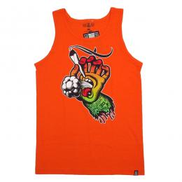 REBEL8 / SMOKING HAND TANK (ORANGE)