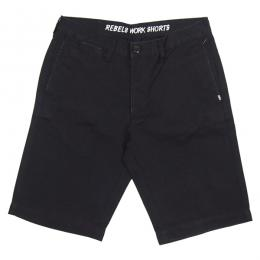 REBEL8 / WORK SHORT (BLACK)