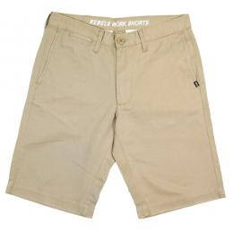 REBEL8 / WORK SHORT (KHAKI)