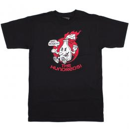 THE HUNDREDS / ROWDY TEE (BLACK)