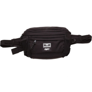 OBEY / CONDITIONS WAIST BAG III (BLACK)