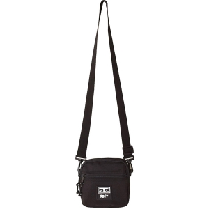 OBEY / CONDITIONS TRAVELER BAG III (BLACK)