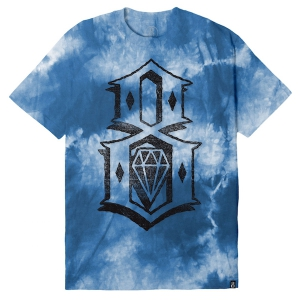 REBEL8 / RELEGATE TEE (BLUE)
