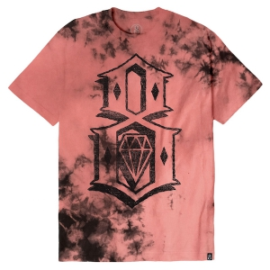 REBEL8 / RELEGATE TEE (PEACH)