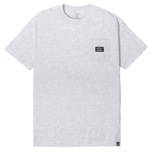REBEL8 / RENOUNCE POCKET TEE (ATHLETIC HEATHER)