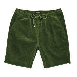 BRIXTON / MADRID II SHORT (LEAF CORD)