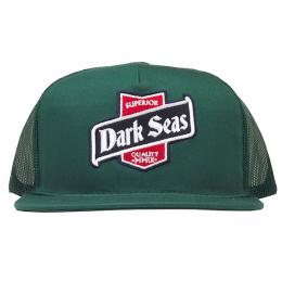 DARK SEAS / QUINCY SNAPBACK CAP (KELLY)