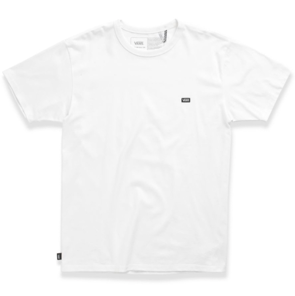 VANS / OFF THE WALL CLASSIC TEE (WHITE)