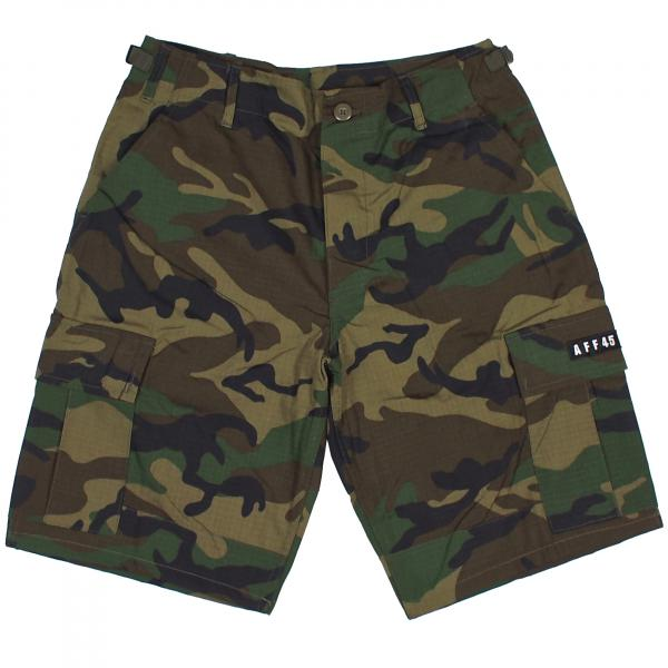 AFFECTER / AFF ARMY SHORTS (CAMO)