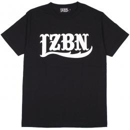LZBN / LZBN LOGO TEE (BLACK) ※NEW