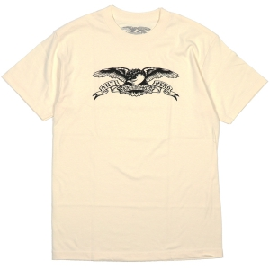 ANTIHERO / BASIC EAGLE TEE (CREAM)