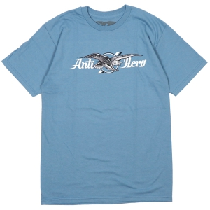 ANTIHERO / AIR MAIL TEE (SLATE)