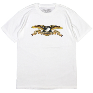 ANTIHERO / EAGLE TEE (WHITE)