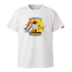 MINOS / SS MINOS x HH COLLABORATION TEE (WHITE)