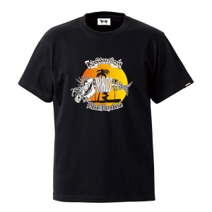 MINOS / SS MINOS x HH COLLABORATION TEE (BLACK)