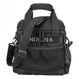 NIXON / WINDANSEA COOLER (BLACK/WHITE)