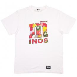 MINOS / SS M&Ns PUNCH TEE (WHITE)