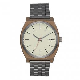 NIXON / THE TIME TELLER (BRONZE/GUNMETAL)