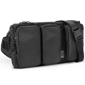 CHROME / MXD LINK SLING BAG (BLACK)
