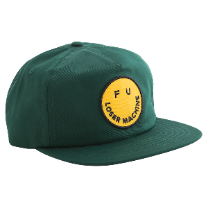 LOSER MACHINE / BUBBA SNAPBACK CAP (GREEN)