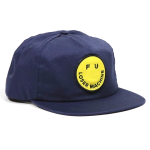 LOSER MACHINE / BUBBA SNAPBACK CAP (NAVY)