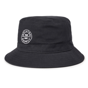 BRIXTON / OATH BUCKET HAT (BLACK)