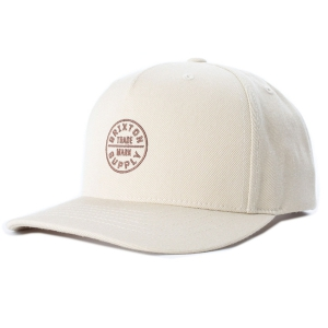BRIXTON / OATH 110 MP SNAPBACK CAP (SAFARI)