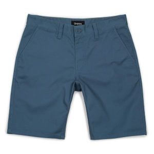 BRIXTON / TOIL II HEMMED SHORT (DUSTY BLUE)