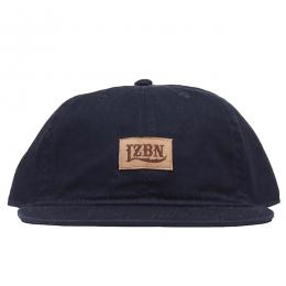 LZBN / LZBN TAG 6-PANEL CAP (NAVY)