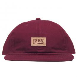 LZBN / LZBN TAG 6-PANEL CAP (BURGUNDY)