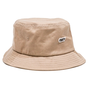 OBEY / SLEEPER BUCKET HAT (KHAKI)