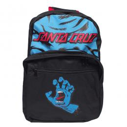 SANTA CRUZ / SCREAMING HAND BACKPACK (BLACK/BLUE)