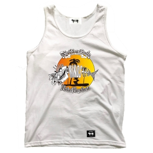 MINOS / MINOS x HH COLLABORATION TANK TOP (WHITE)