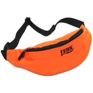 LZBN / EMB LOGO WAIST BAG (ORANGE)