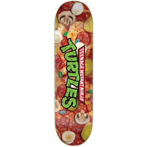SANTA CRUZ X TMNT / PIZZA DUDE EVERSLICK DECK 8.25IN X 31.8IN