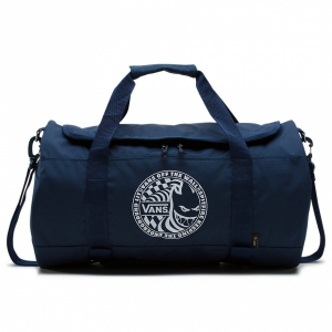 VANS / VANS X SPIT FIRE SKATE DUFFLE (DRESS BLUES)