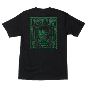 CREATURE / HESH PRAYER TEE (BLACK)