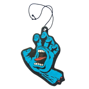 SANTA CRUZ / SCREAMING HAND AIR FRESHENER
