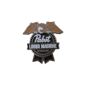 LOSER MACHINE / LMC X PBR ORIGINALS PIN