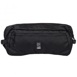 CHROME / KADET BALLISTIC NYLON MESSENGER BAG (BLACK)