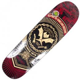 POWELL PERALTA × OBEY × ALTERNATIVE TENTACLES / WINSTON SMITH SKATEBOARD DECK