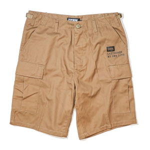 LZBN / TYPE CARGO SHORT (COYOTE BROWN)