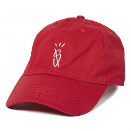 MUSIC SAVED MY LIFE / CAP (RED)