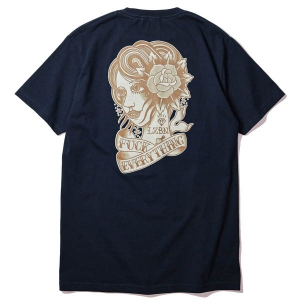 LZBN / FXXK EVERYTHING TEE (NAVY)