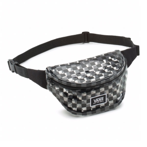 VANS / CLEAR CUT FANNY BAG (BLACK CHECKERBOARD)