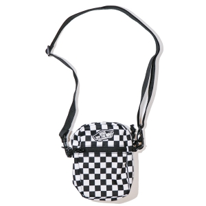 VANS / STREET READY CROSSBODY (BLACK/WHITE CHECKERBOARD)