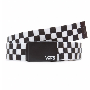 VANS / DEPPSTER WEB BELT (BLACK/WHITE)
