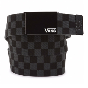 VANS / DEPPSTER WEB BELT (BLACK/CHARCOAL)