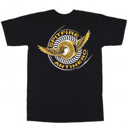 SPIT FIRE × ANTI HERO / LTD CLASSIC EAGLE TEE (BLACK)